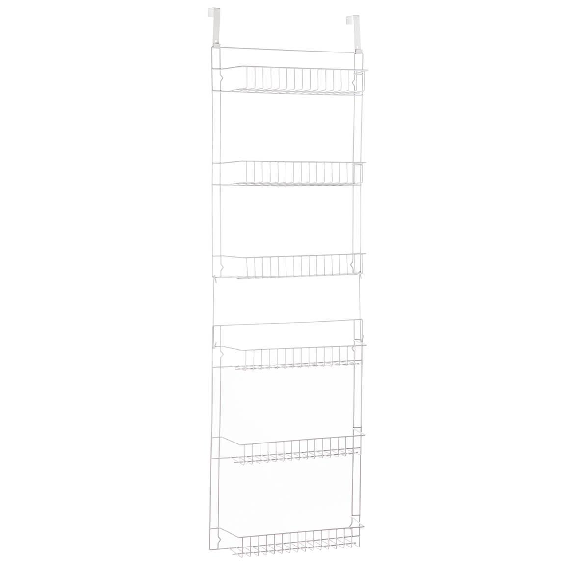 Over The Door Storage Rack - Over The Door Racks - Miles Kimball
