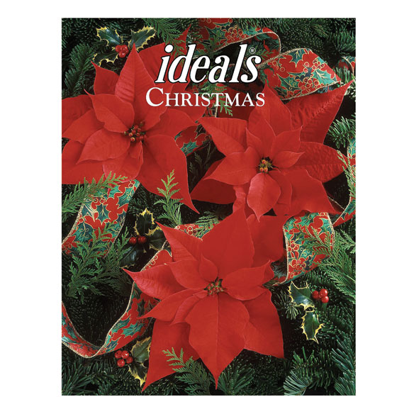 IDEALS CHRISTMAS MAGAZINE WITH BONUS RECIPE BOOK 65TH ANNIV EDITION 2009- SEALED