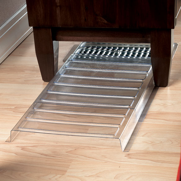 Furnace vent extender vent extender maintenance for Furniture covers air vent