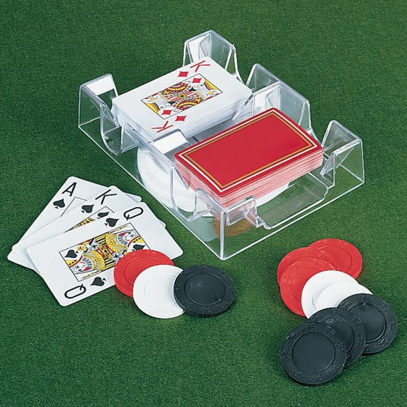 Revolving Card Holder