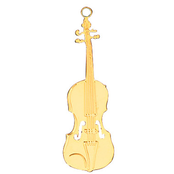 Musical Instrument Ornament Violin