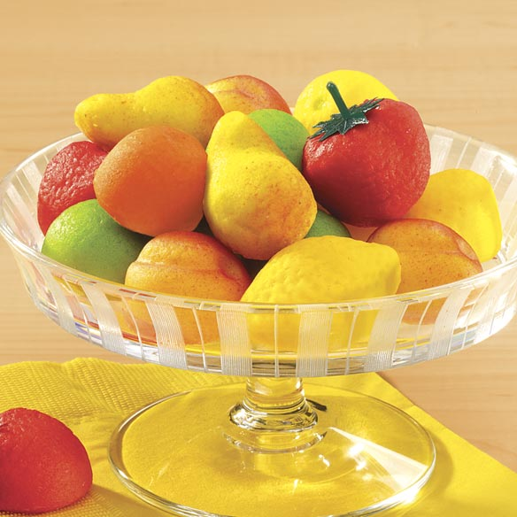 Marzipan Fruit Candy