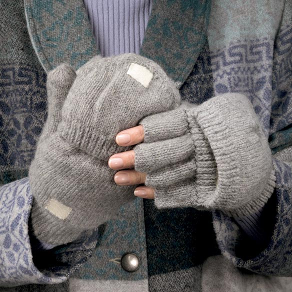 Finger Free Gloves