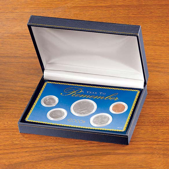 Dated Coin Set 1965-2014