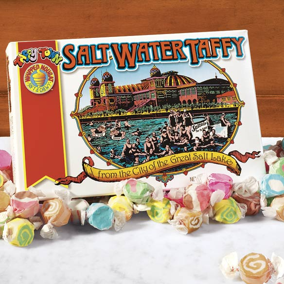 Taffy Town® Salt Water Taffy - 14 Oz.