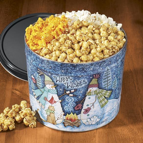 Popcorn Trio Tin - View 1