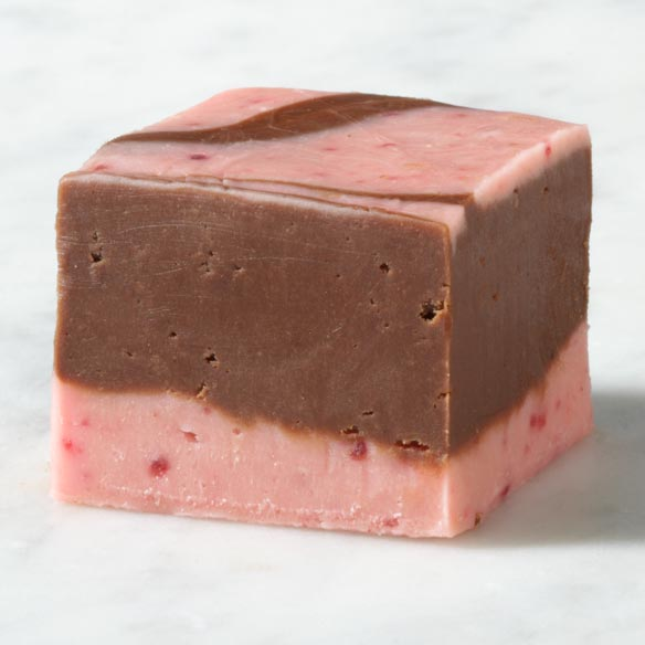 Chocolate Raspberry Fudge