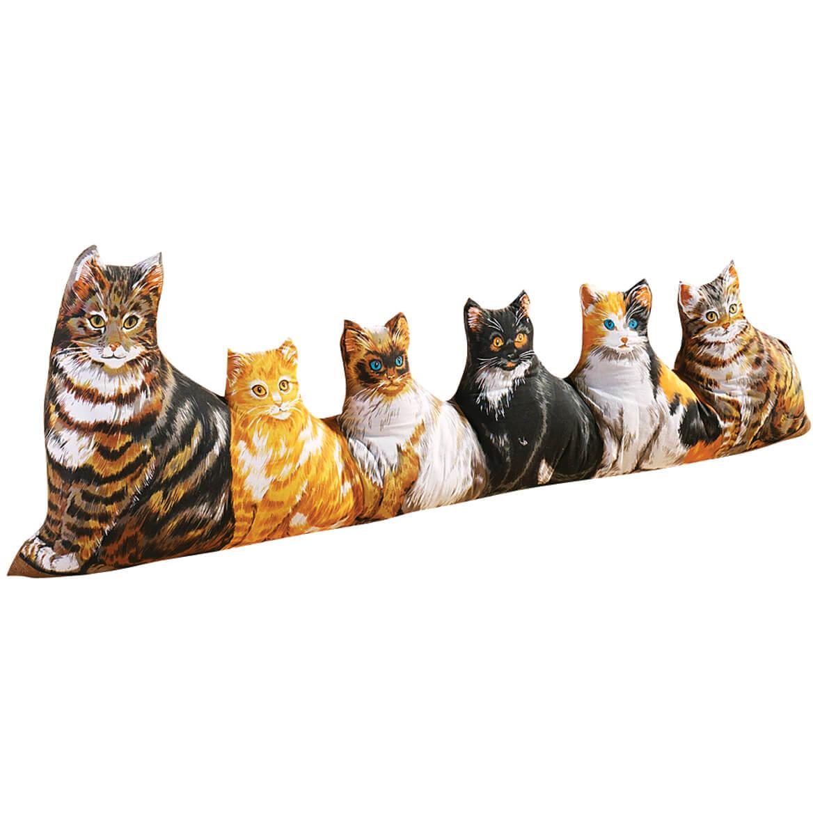 cat draft stopper cat door draft stopper miles kimball