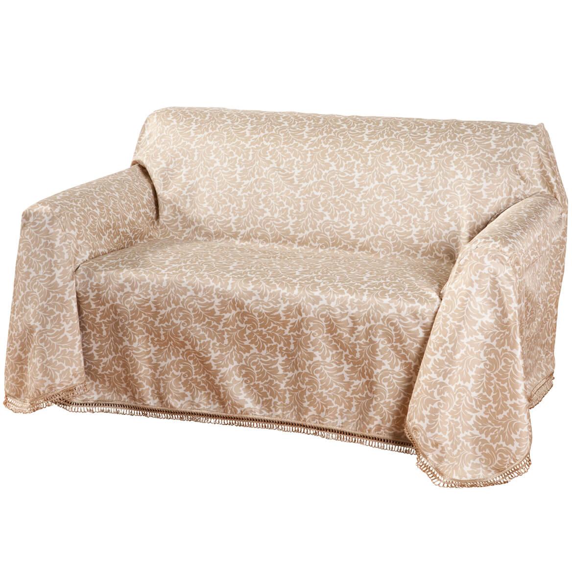 Damask Ii Loveseat Throw 70 X 120 Damask Sofa Throw
