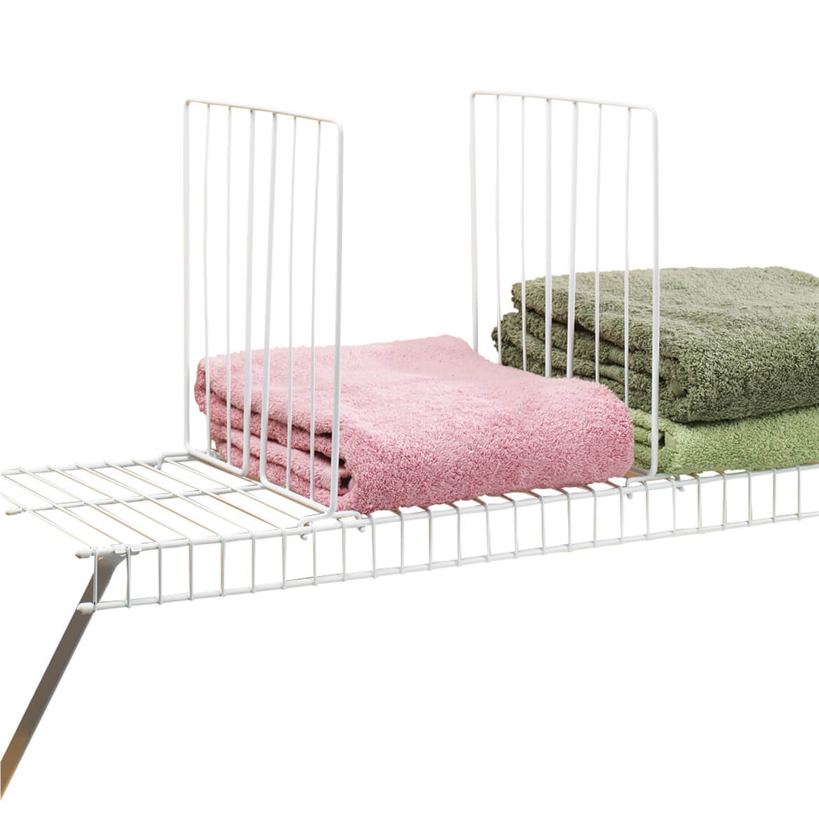 Wire Closet Shelf Dividers