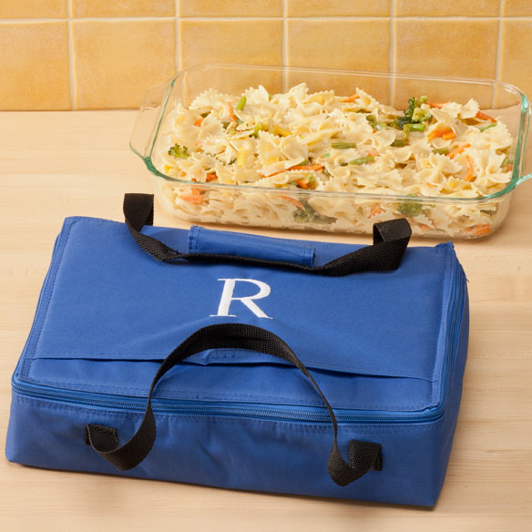 Personalized Rectangle Casserole Carrier