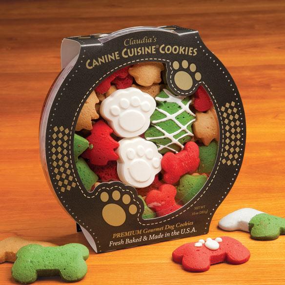 Christmas Dog Treats - Christmas Cookies For Dogs - Miles