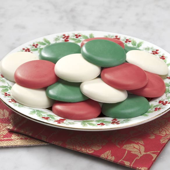Christmas Sherbet Mints 7 oz