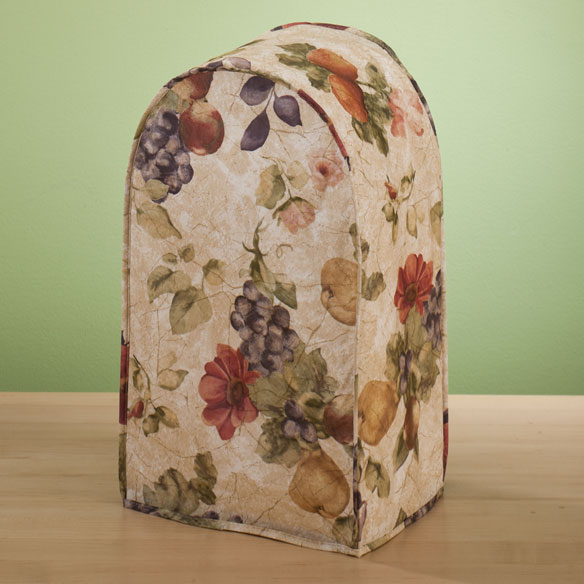 Antique Fruit Appliance Cover Blender - View 1