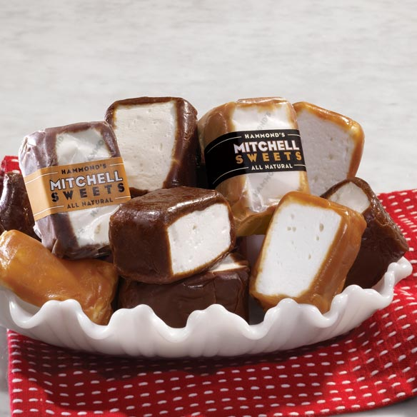 Hammond's® Mitchell Sweets Caramel Candy - 10 Oz.