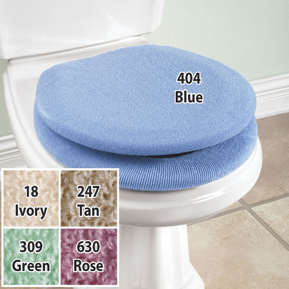 Decorative Toilet Lid Covers