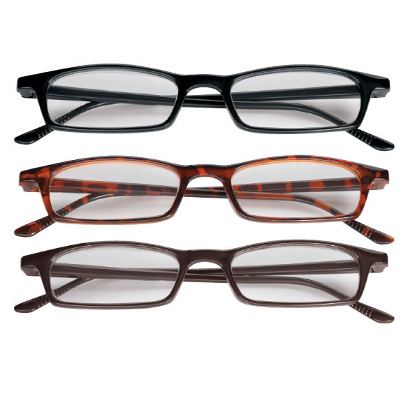 3 Pack Reading Glasses