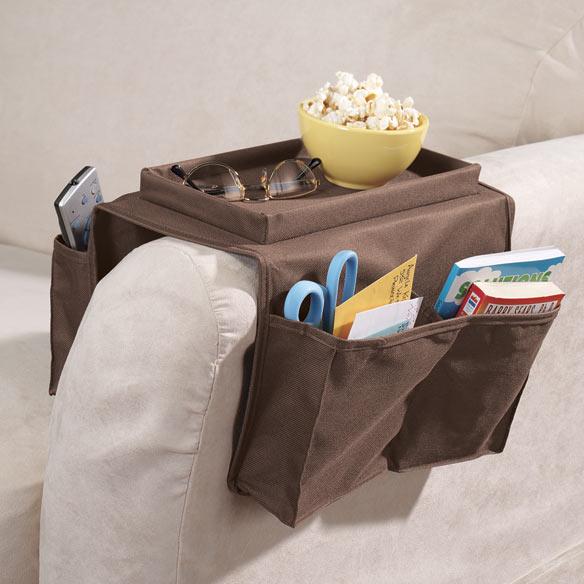 Armchair Caddy - Chair Organizer - Armchair Tray - Miles ...