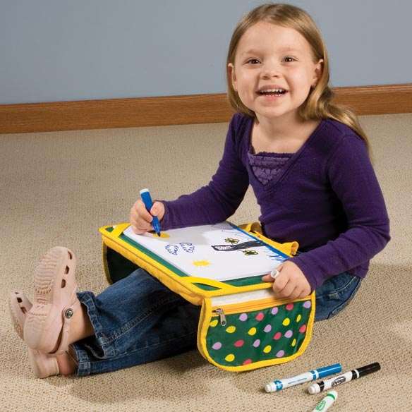 Personalized Lap Desk For Kids - View 1