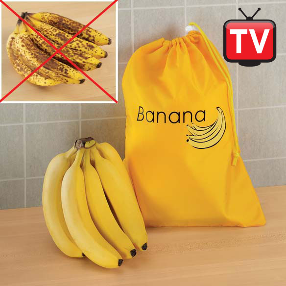 Banana Storage Bag - View 1