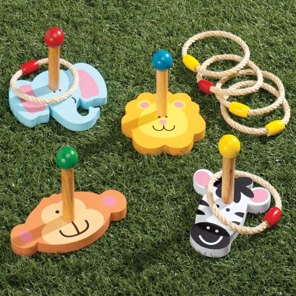 Animal Ring Toss