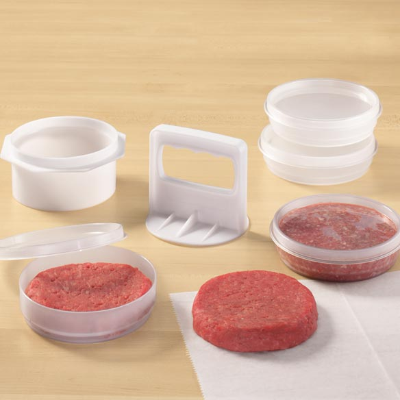 Superb Hamburger Maker Set 341826