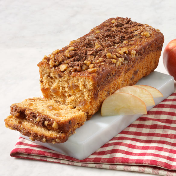 Apple Struesel Coffee Cake