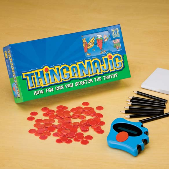 Thingamajig Game