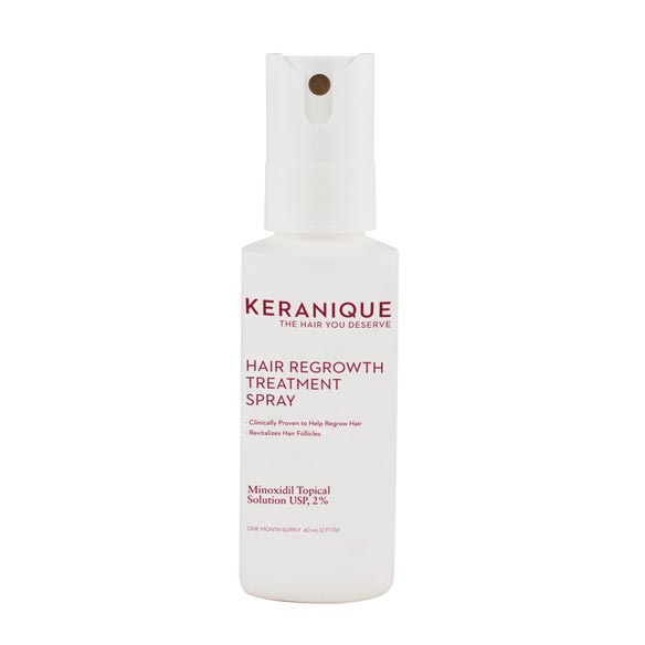 Keranique® Hair Regrowth Treatment