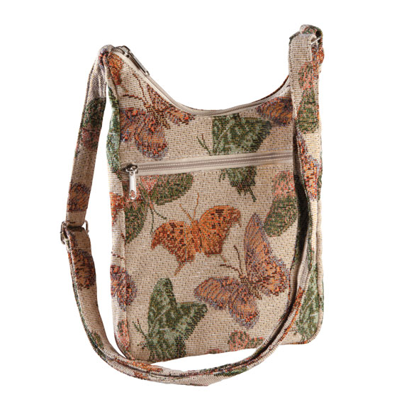 Butterfly Shoulder Bag