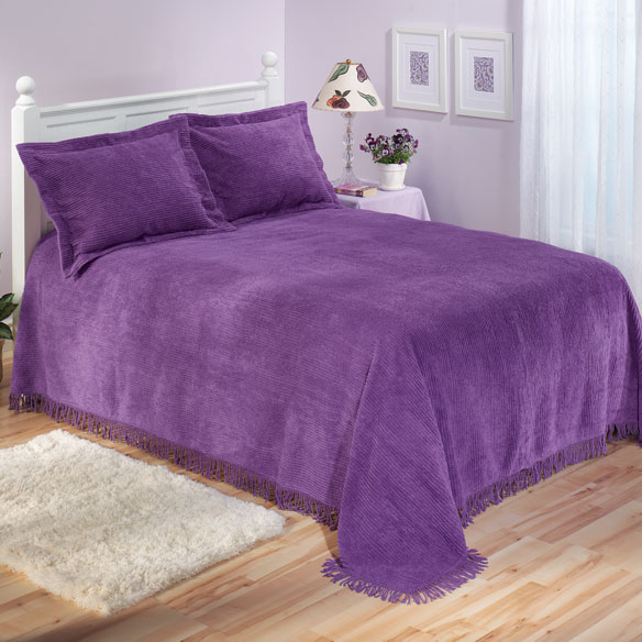 The Jane Chenille Bedding by East Wing Comforts™ - View 1