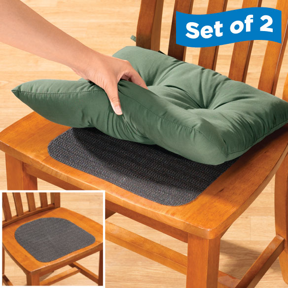 Anti Slip Chair Mats Set of 2 - View 1