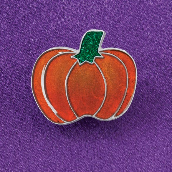 Pumpkin Tac Pin