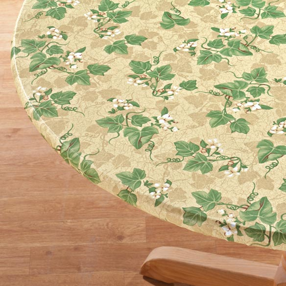 Ivy Elasticized Table Cover