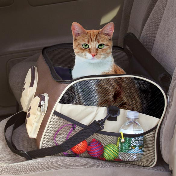 3-In-1 Pet Booster, Car Seat & Carrier - View 1