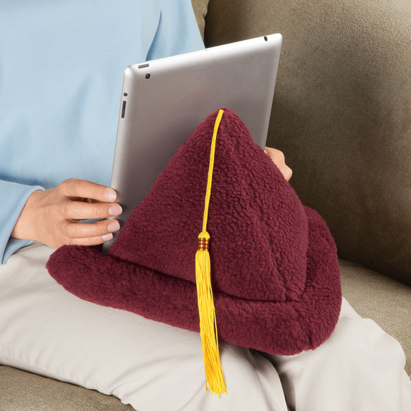 Sherpa Book Pillow - View 1