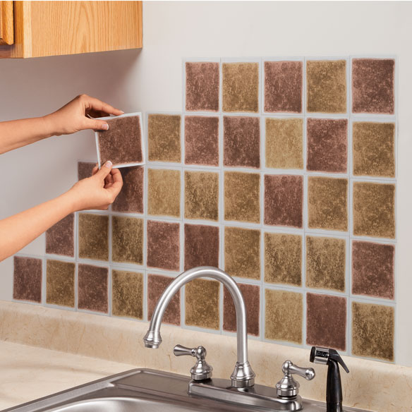 Self-Adhesive Wall Tiles