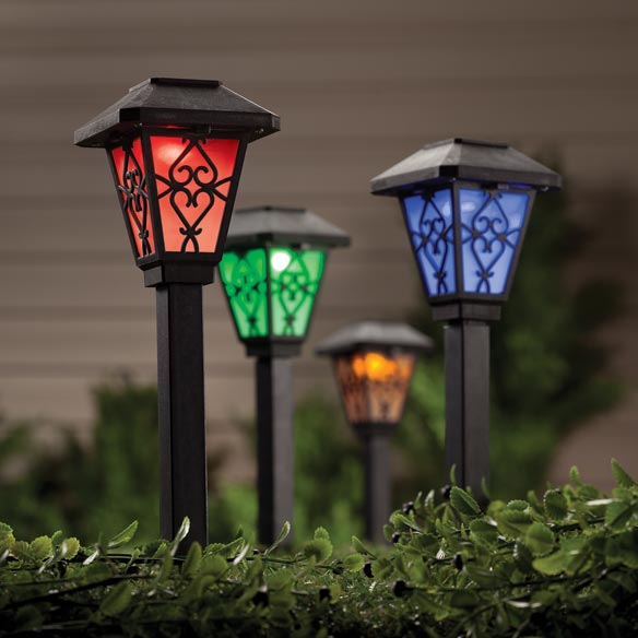 Color Changing Solar Light Solar Color Changing Light Miles Kimball