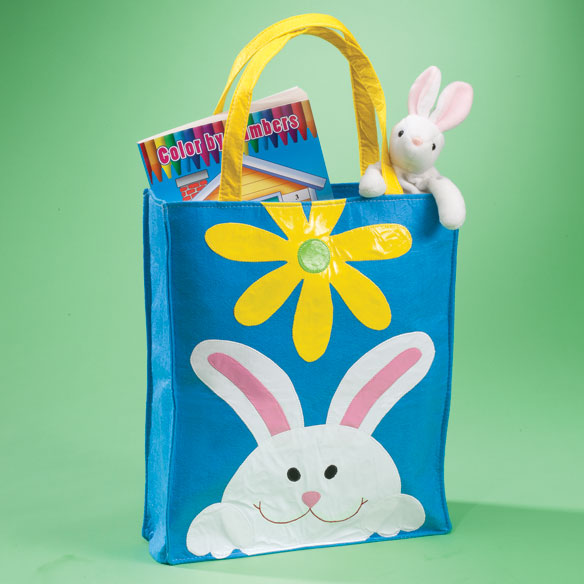 Personalized Bunny Bag