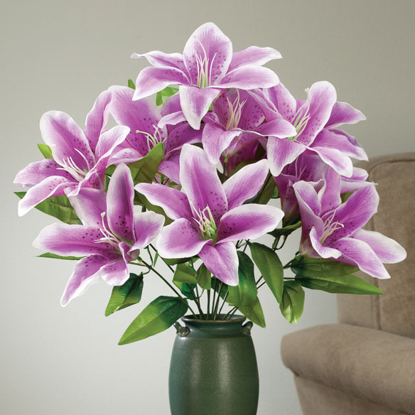 Scented Lily Bouquet - View 1
