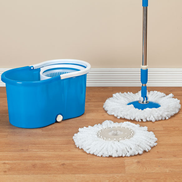 Clean Spin 360° Mop & Bucket Set