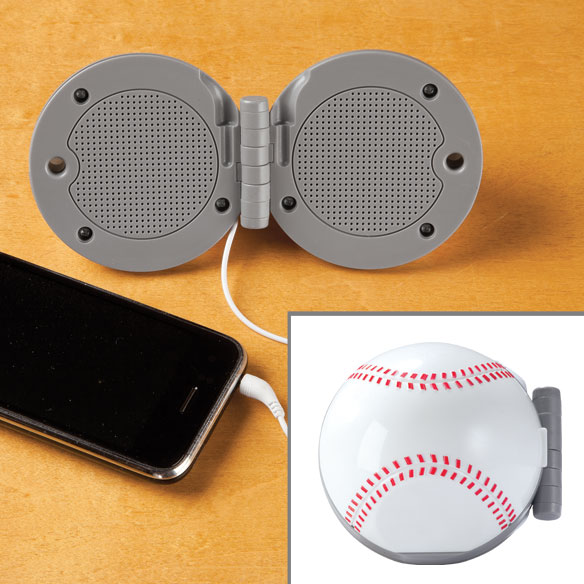 Sports Fan Speakers - View 1
