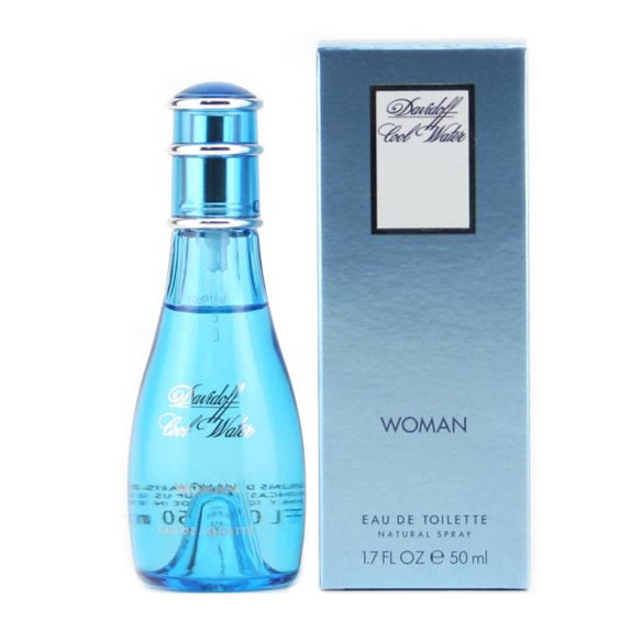 Cool Water Woman by Davidoff EDT Spray