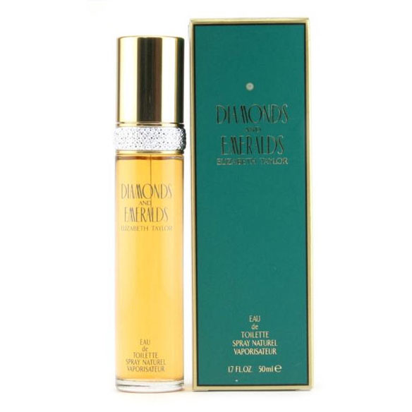 Diamonds & Emeralds by Elizabeth Taylor EDT Spray