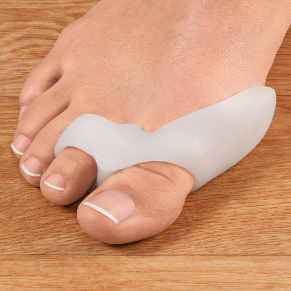 Healthy Steps™ Gel Bunion Toe Spreader With Loop, 1 Pair