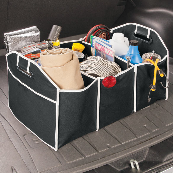 Trunk Organizer with Cooler - View 1