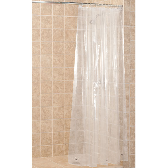 Clear Shower Liners