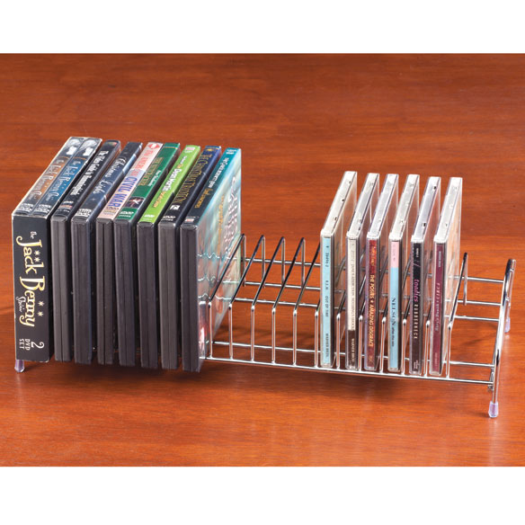 CD and DVD Holder