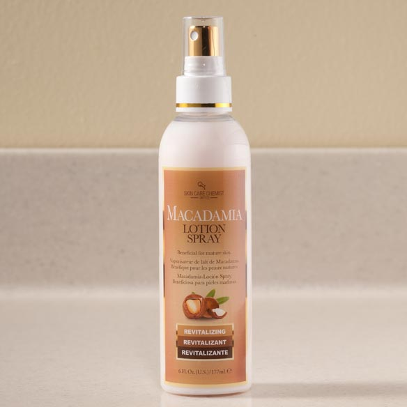 Macadamia Lotion Spray