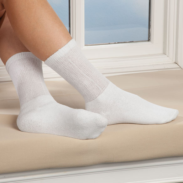 Healthy Steps™ 3-Pack Diabetic Socks